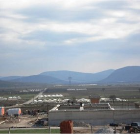 ITOB wastewater treatment plant (Turkey)