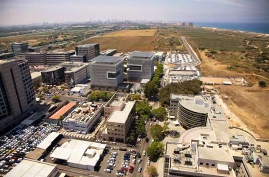 Acro Pangaea Business Center Herzliya